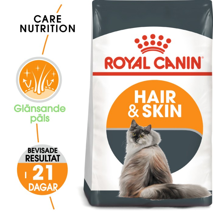Royal Canin Hair & Skin Care 4kg