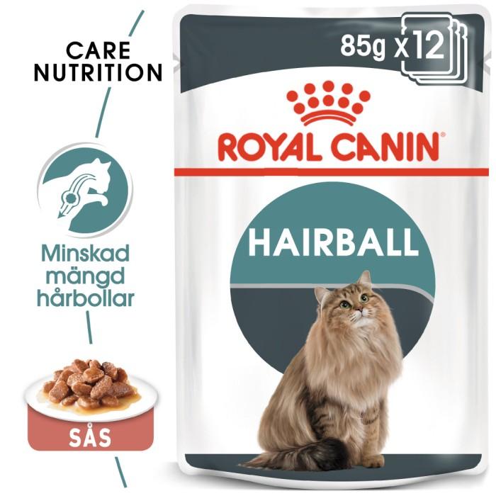 Royal Canin Hairball Care Gravy Våtfoder 12 x 85gr