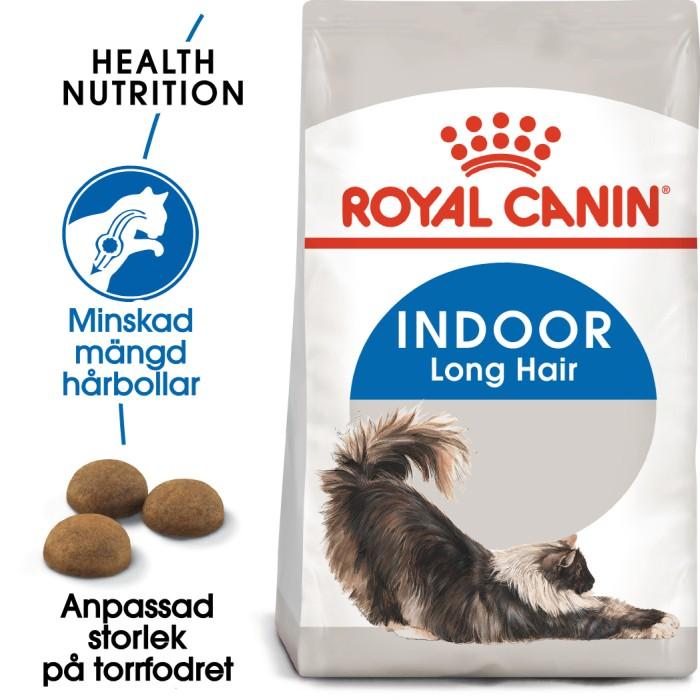 Royal Canin Indoor Long Hair 10kg