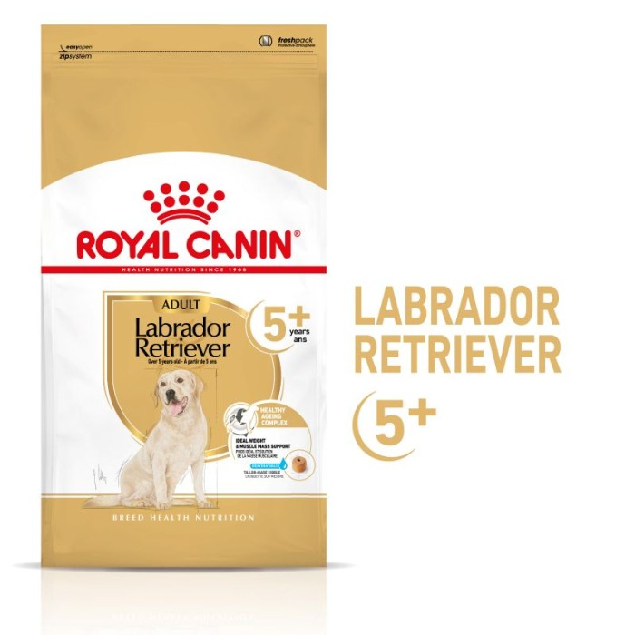 Royal Canin Labrador Retriever Adult +5