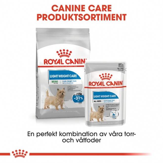 Royal Canin Light Weight Care Våtfoder 12 x 85gr