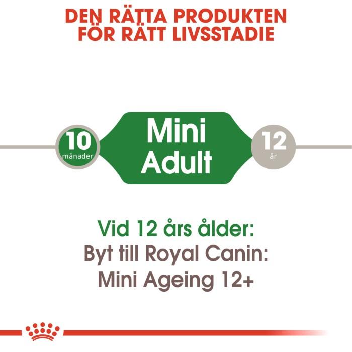 Royal Canin Mini Adult Våtfoder 12x85g