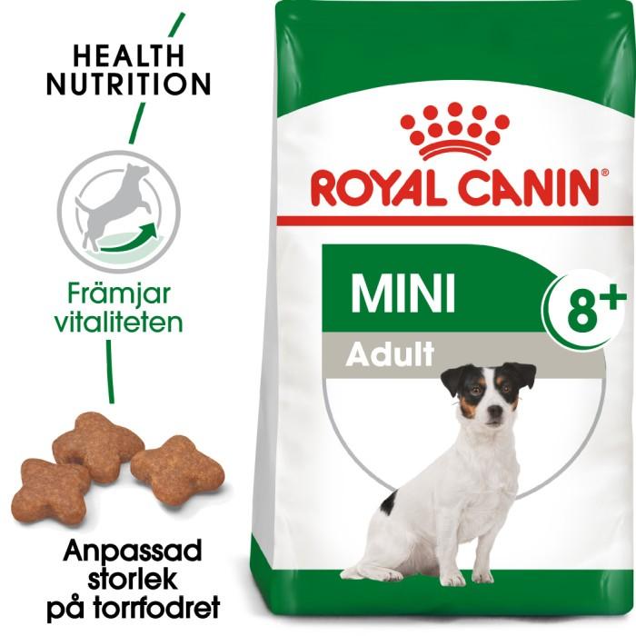 Royal Canin Mini Adult 8+, 2kg