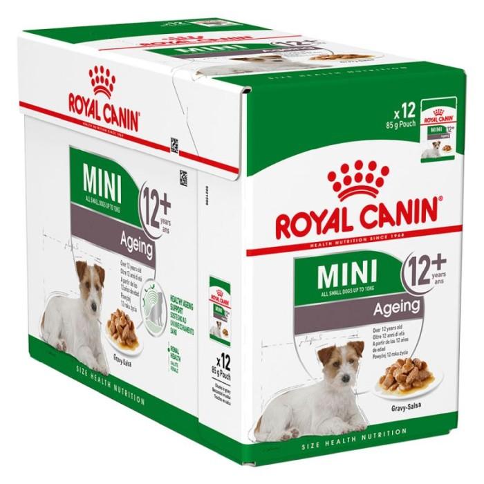 Royal Canin Mini Ageing Våtfoder, 12x85g