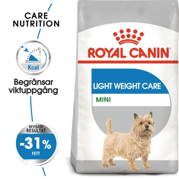 Royal Canin Mini Light Weight Care 8kg