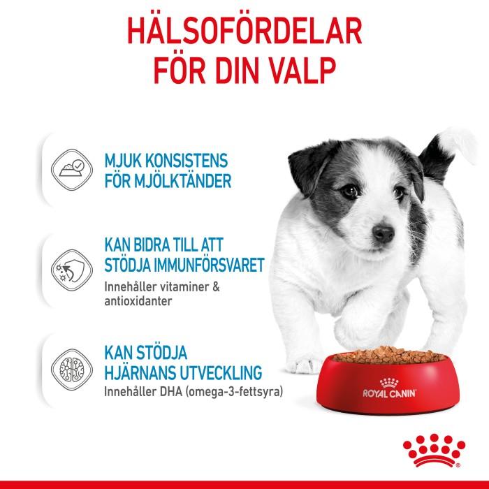 Royal Canin Mini Puppy Våtfoder 12x85g