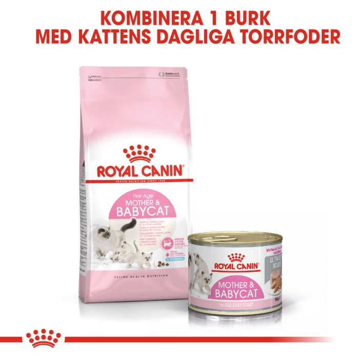 Royal Canin Mother & Babycat 12 x 195gr