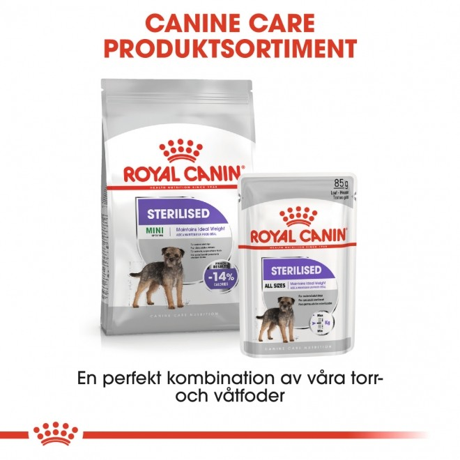 Royal Canin Sterilised Adult Våtfoder 12 x 85gr