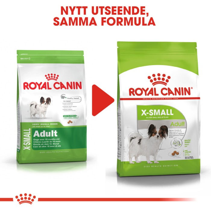 Royal Canin X-Small Adult 3kg