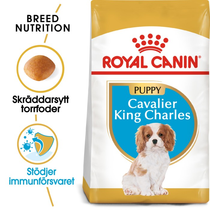 Royal Canin Cavalier King Charles Spaniel Puppy 1,5kg