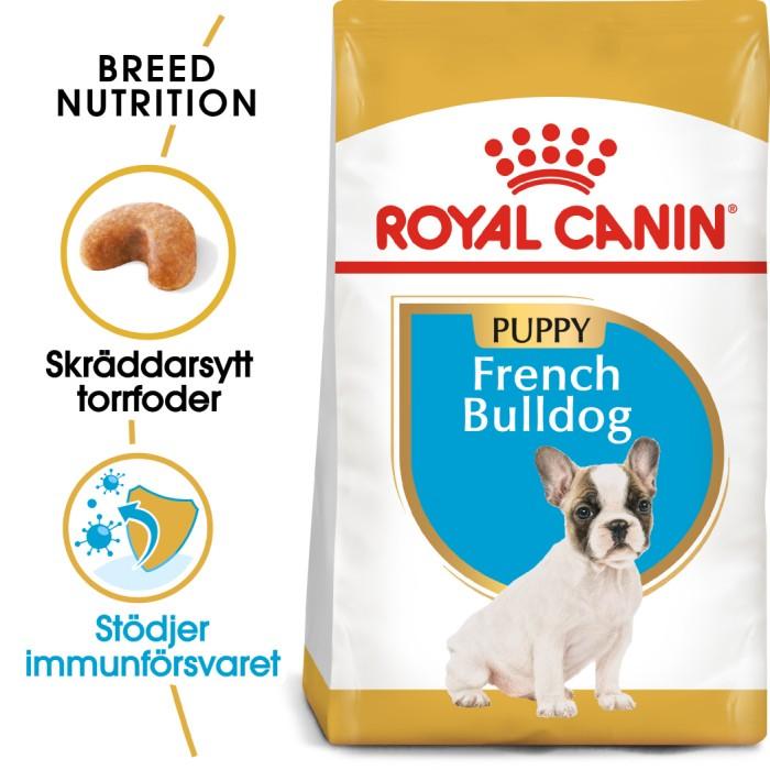 Royal Canin French Bulldog Puppy, 3kg