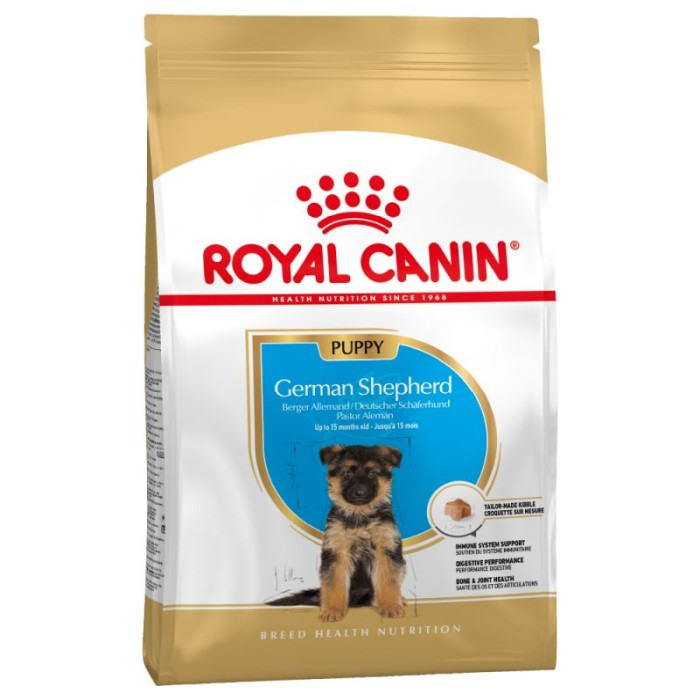 Royal Canin German Shepherd Puppy 12kg