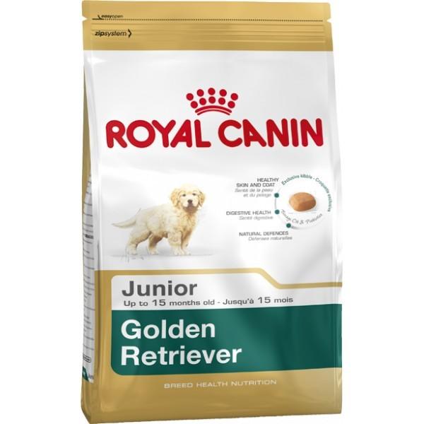 Royal Canin Golden Retriever Puppy 12kg