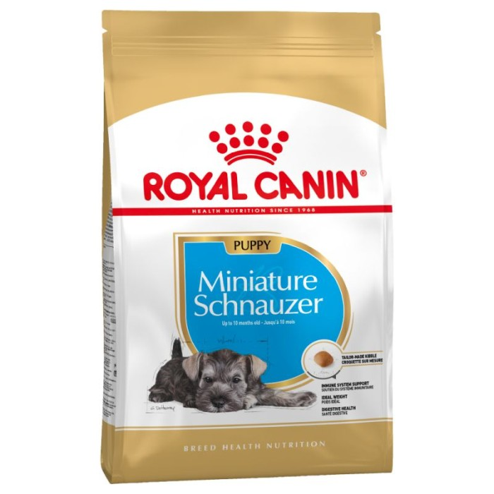 Royal Canin Miniature Schnauzer Puppy 1,5kg