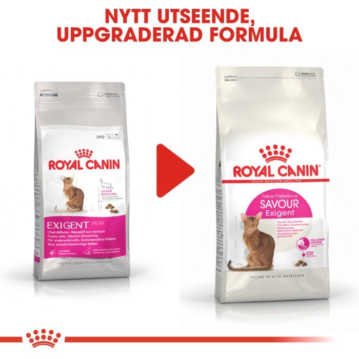 Royal Canin Savour Exigent 4kg