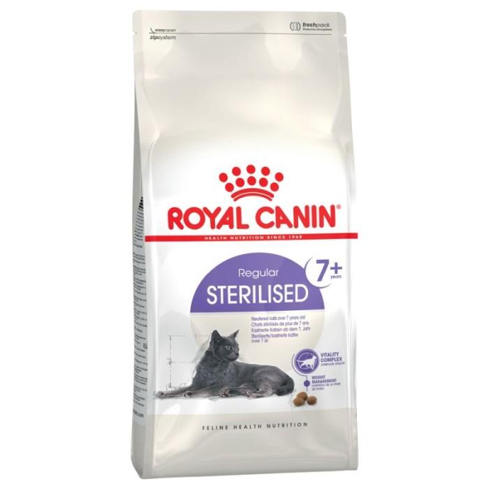 Royal Canin Sterilised 7+ 1,5kg