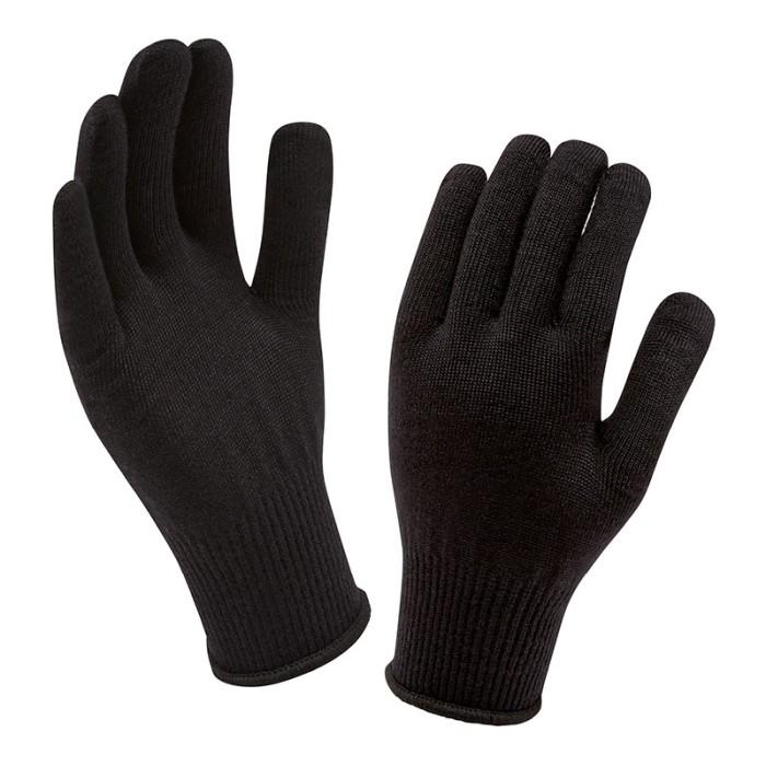 Sealskinz Merino fingerhandske