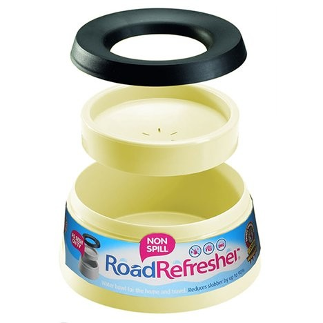Road Refresher non-spill skål, 1,4l