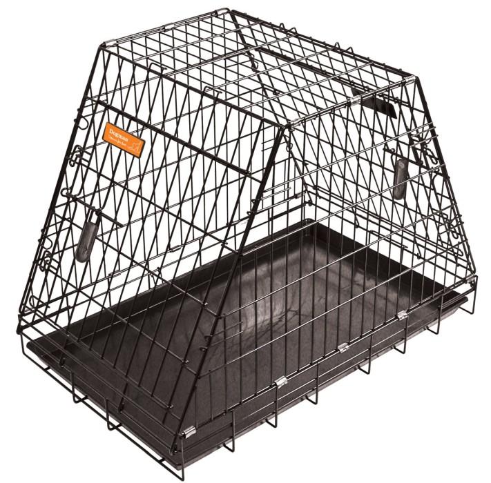 Dogman Stålbur Premium Pyramid L