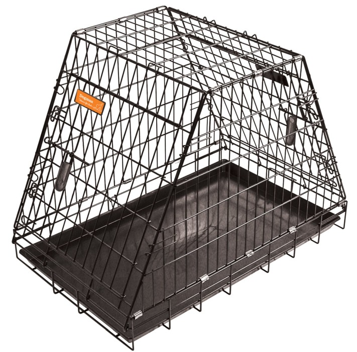 Dogman Stålbur Premium Pyramid XL