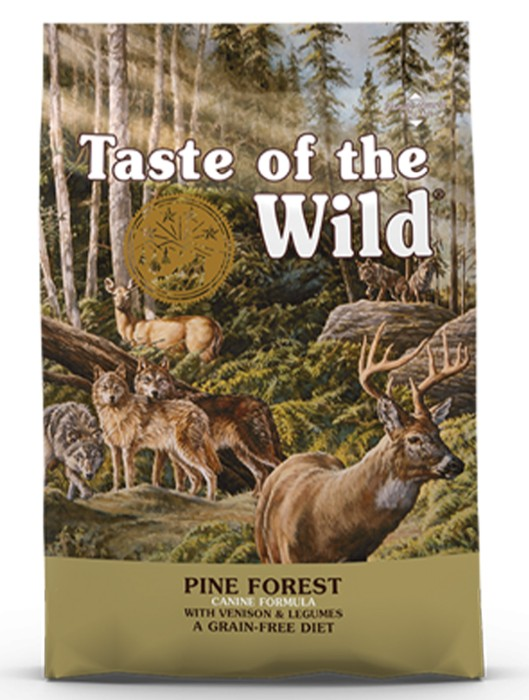 Taste Of The Wild Pine Forest, 12,2kg