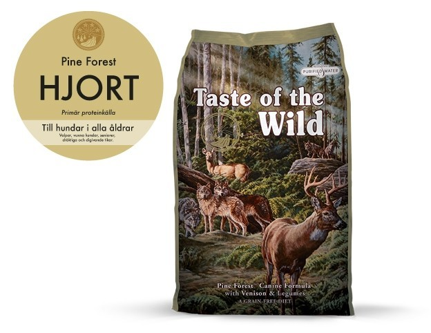 Taste Of The Wild - Pine Forest 2kg