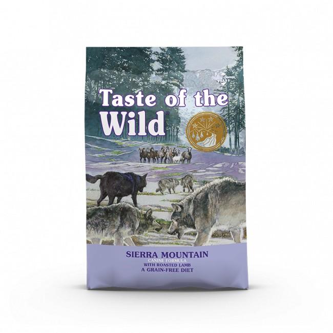 Taste Of The Wild - Sierra Mountain 12,2kg