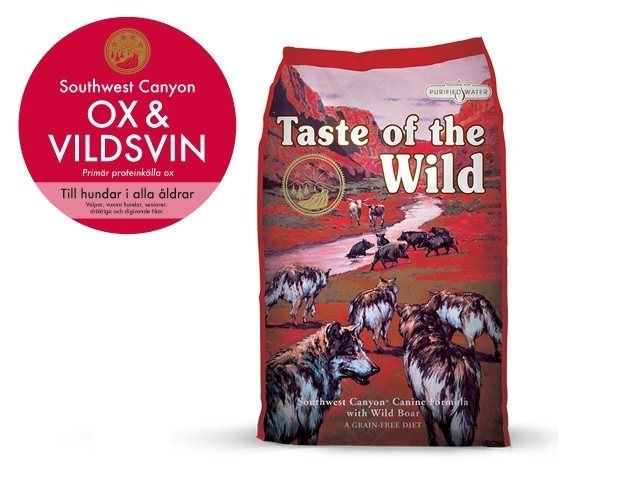 Taste Of The Wild - Southwest Canyon 2kg