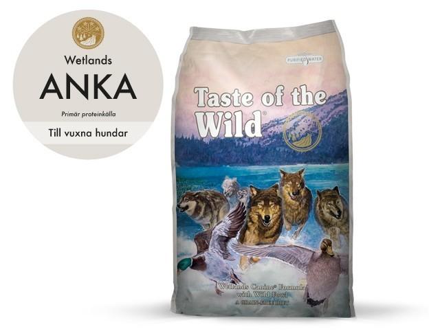 Taste Of The Wild - Wetlands 2kg