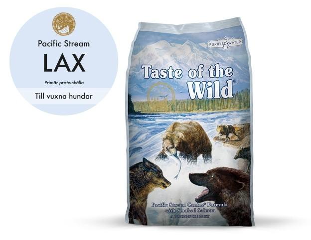 Taste Of The Wild - Pacific Stream 12,2kg