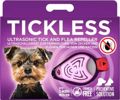 Tickless Pet