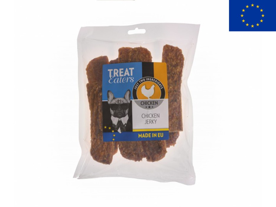 TreatEaters Chicken Jerky 350g EU