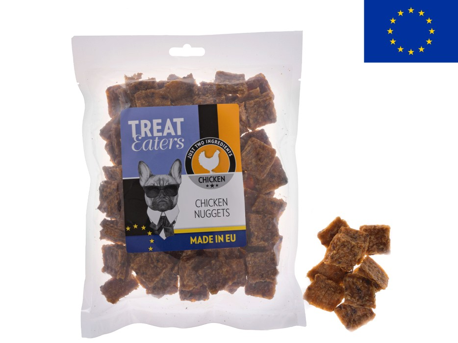 TreatEaters Chicken Nuggets 350g EU
