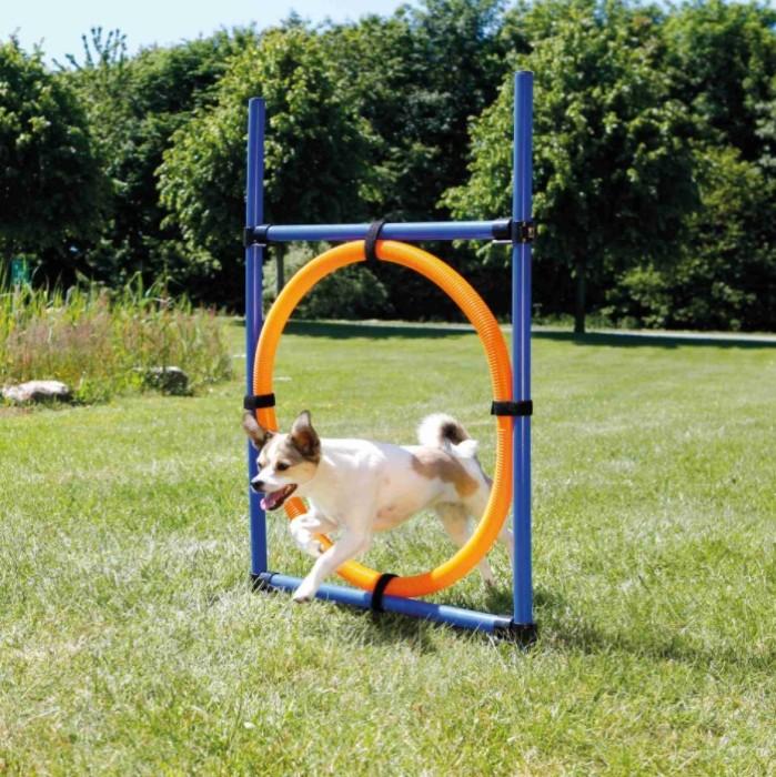 Trixie Agility Hoppring i Plast 78x115cm diam 65