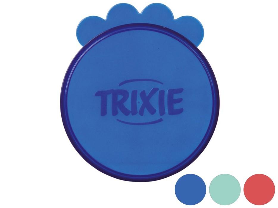 Trixie Burklock 3-pack mixfärg, 7cm