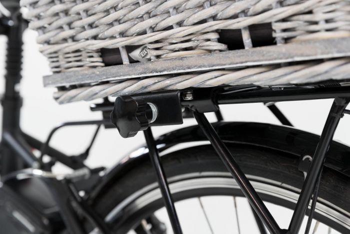 Trixie Cykelkorg Pakethållare, Grå