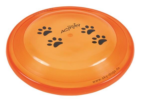 Trixie Frisbee Plast, 23cm