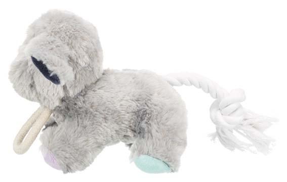 Trixie Junior Hund med rep 24cm