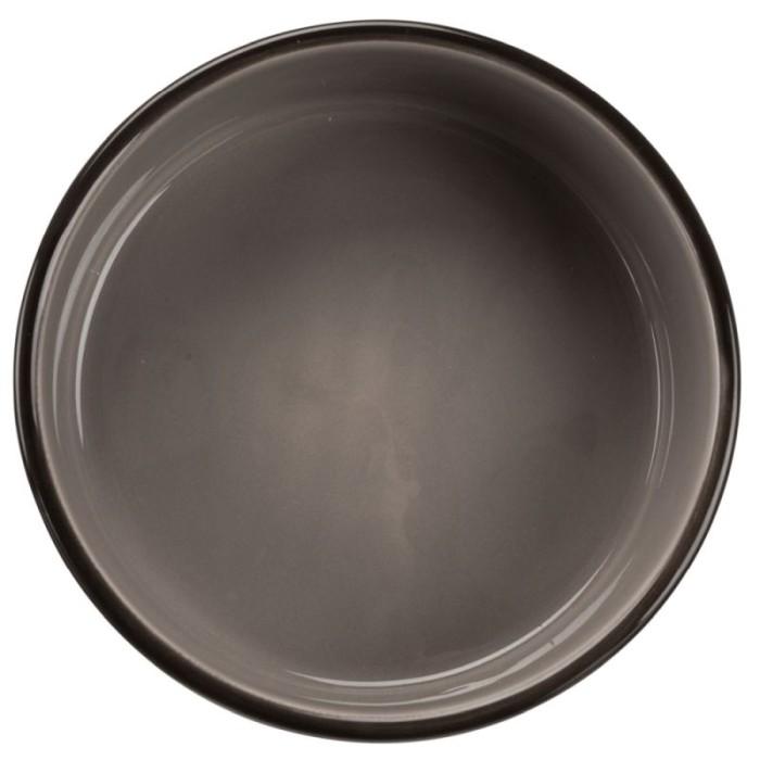 Trixie Keramikskål m tassavtryck 0,8 liter