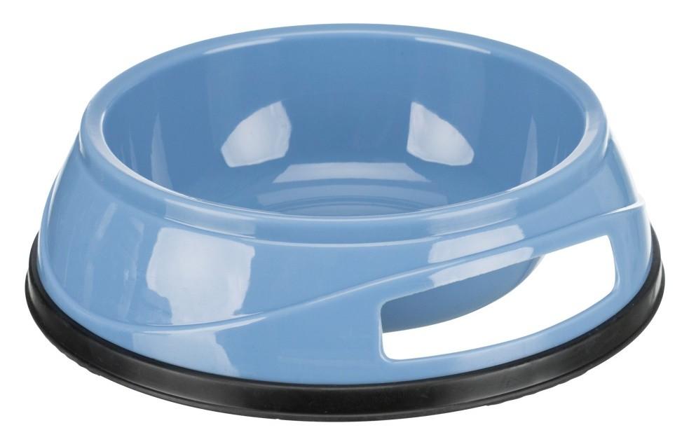 Trixie Matskål Plast Mixfärg, 750ml