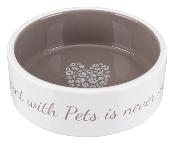 Trixie Pet's Home Keramikskål, 300ml
