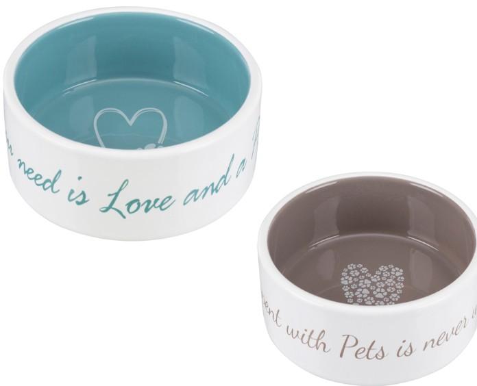 Trixie Pet's Home Keramikskål, 1,4l