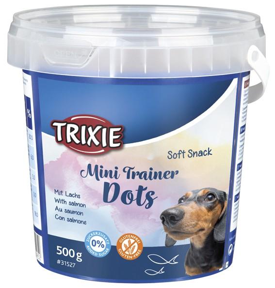 Trixie Soft Snack Mini Trainer Dots 500gr