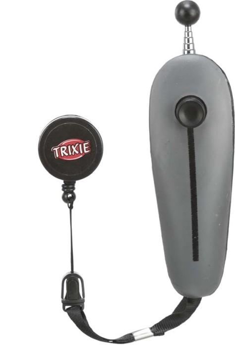 Trixie Target Stick m klicker på band