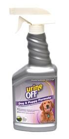 UrineOff Spray 500ml Hund