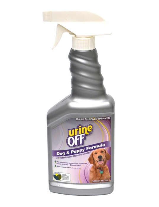 Urine Off Spray 500ml Hund