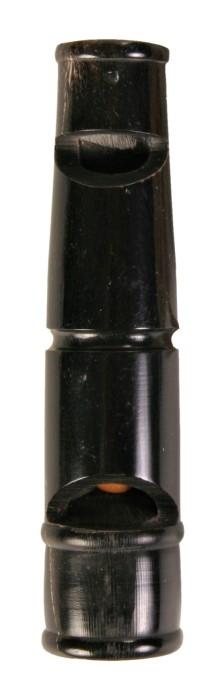 Trixie Visselpipa 9cm 2-ton Buffelhorn
