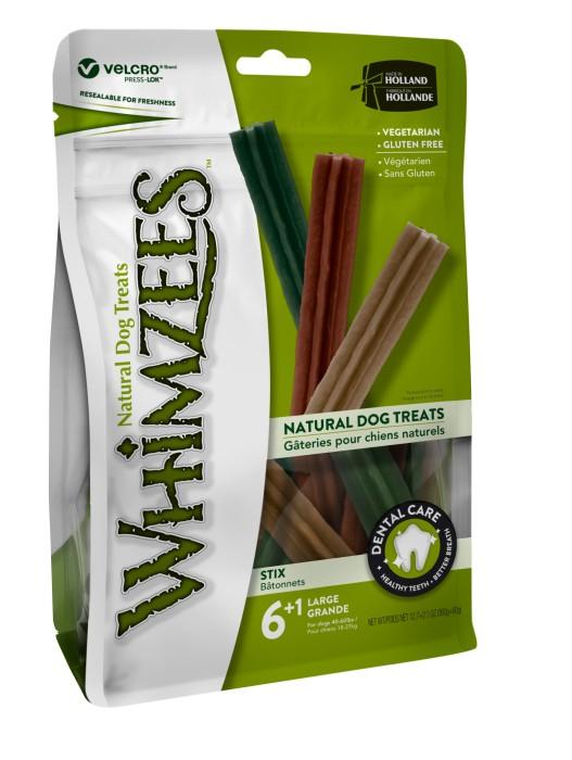 Whimzees Stix, L 7-pack