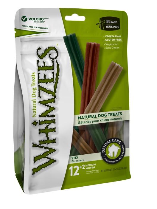 Whimzees Stix M 14-pack