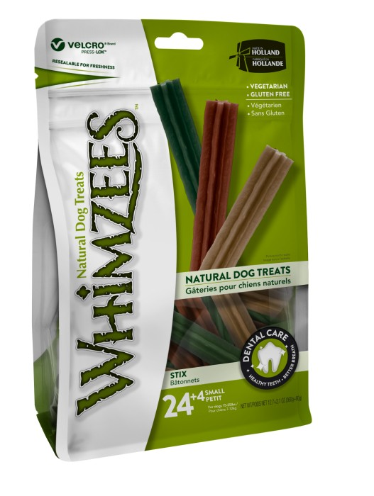 Whimzees Stix, S 28-pack